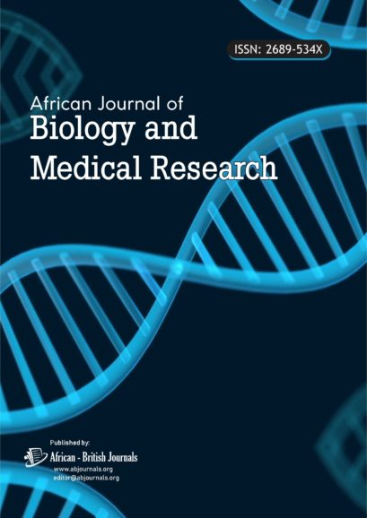 African Journal of Biology and Medical Research (ISSN: 2689-534X)