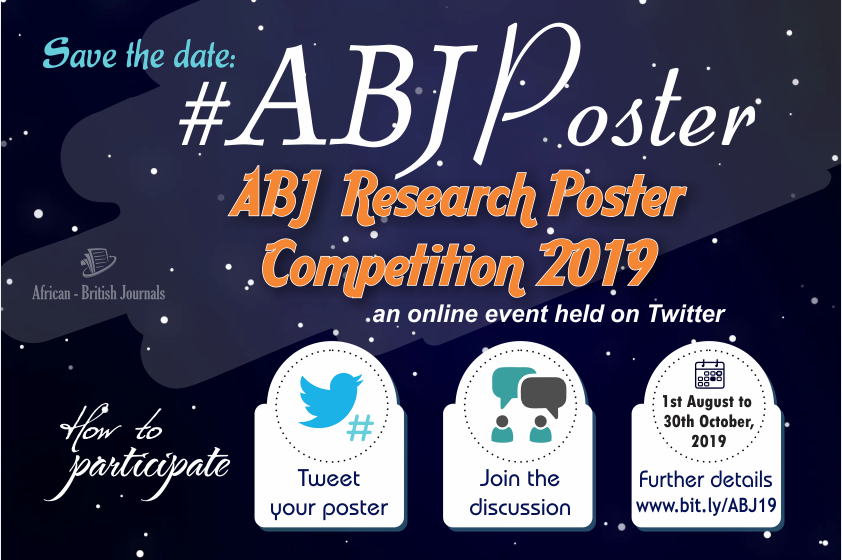 ABJ Research Poster Competition 2019