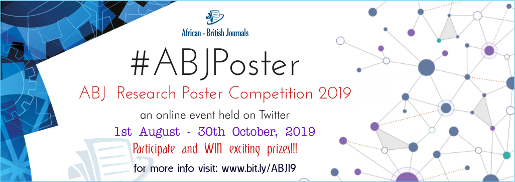 Top tips for Twitter posters - ABJ Research Poster Competition 2019