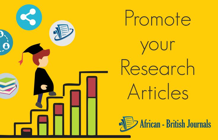 Promote your Research Articles