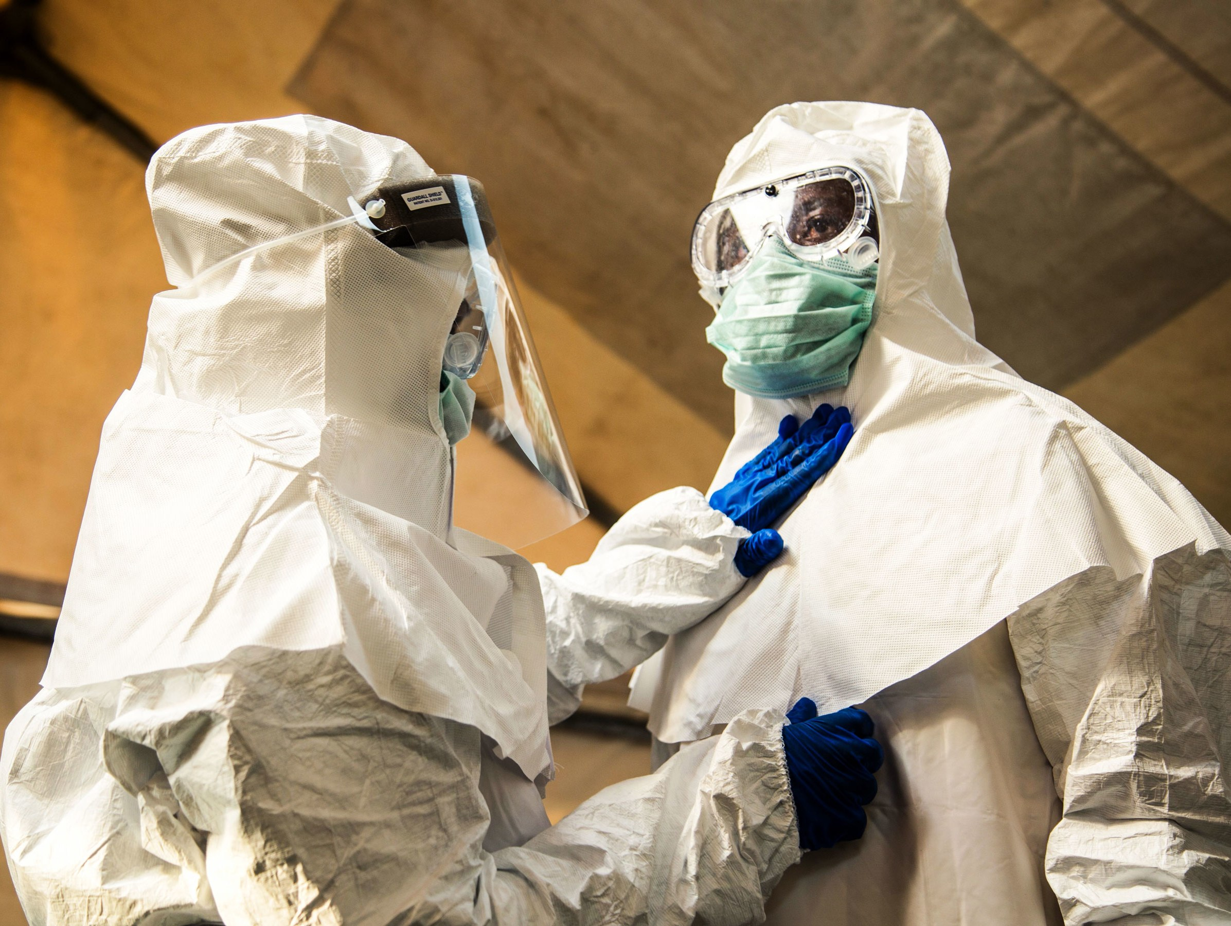 The Good News, Ebola Outbreak Slowing Down with Vaccine